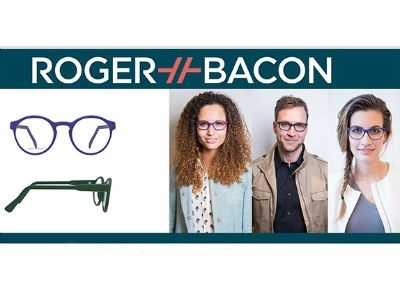 Eyenavision Announces Distribution Agreement for Roger Bacon Eyewear