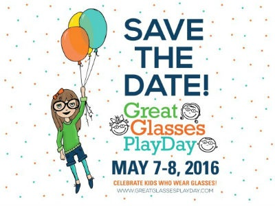 5th Annual Great Glasses Play Day Set for May