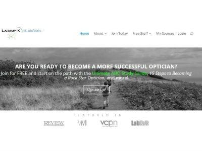 Laramy-K Acquires OpticianWorks.com