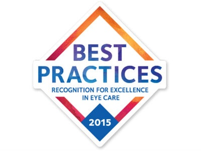 CooperVision Announces 2015 Best Practices Honorees