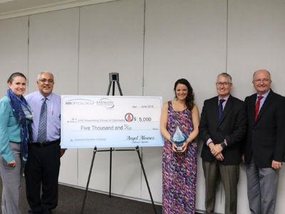 UIW Rosenberg School of Optometry Wins University Education Challenge