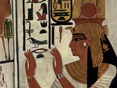 New Research Finds Ancient Egyptian Makeup May Have Been Medicine for Eye Disease