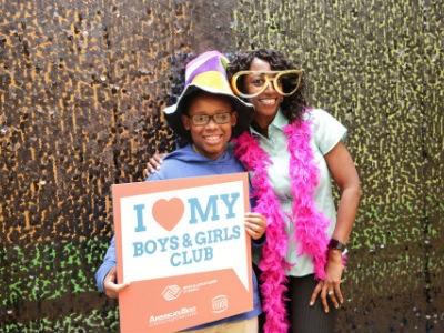 National Vision Partners with Boys & Girls Clubs of America to Help Kids in Need