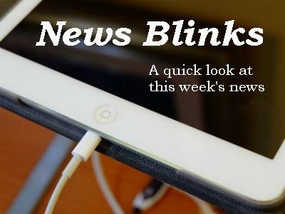 News Blinks — January 20, 2017