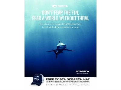 Costa Announces OCEARCH GWP Patient Promotion
