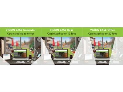 Vision Ease Introduces New Digital Lens Designs