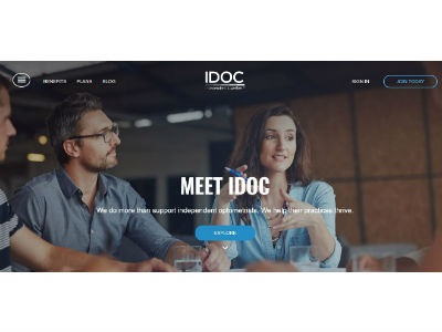 IDOC Launches Redesigned Website