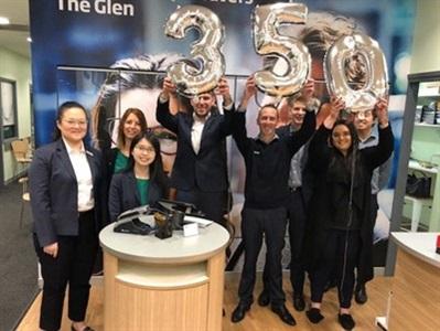Topcon Announces the 350th Installation of the Maestro OCT
