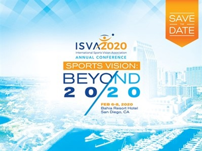 Registration Open for International Sports Vision Association Annual Conference