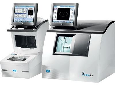 Essilor - Mr. Blue Lens Finishing System from Essilor Instruments USA