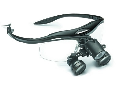 SuperVu Hi-Res Galilean Loupe System from Riester USA LLC