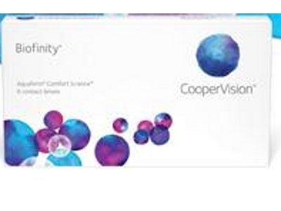 Biofinity Contact Lenses from CooperVision