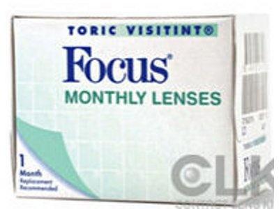 Focus Monthly Lenses