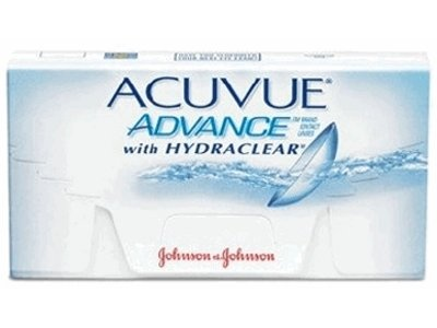 04ce1a5cb5fdd Acuvue Advance with HYDRACLEAR from Vistakon, a Johnson   Johnson Company