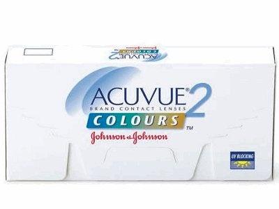 Acuvue 2 Colours from Vistakon, a Johnson & Johnson Company