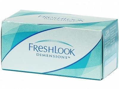 Freshlook Dimensions from CIBA Vision