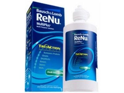 ReNu MultiPlus® Multi-Purpose Solution