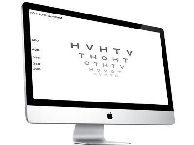 Computerized Visual Acuity Testing - PVVAT Software for the Mac from Precision Vision®