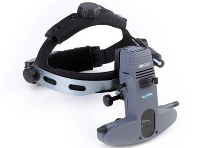 All Pupil II Indirect Ophthalmoscope-Bulb Wired from Keeler Instruments Inc.