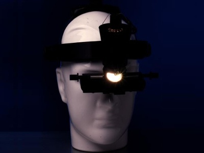 Fison Indirect Ophthalmoscope - Headset Only from Keeler Instruments Inc.