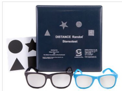 Distance Randot Stereotest from Stereo Optical Company, Inc.